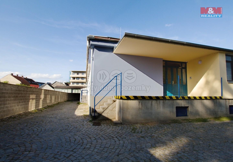 Pronájem, kancelářský prostor, 42 m², Brno - Královo Pole