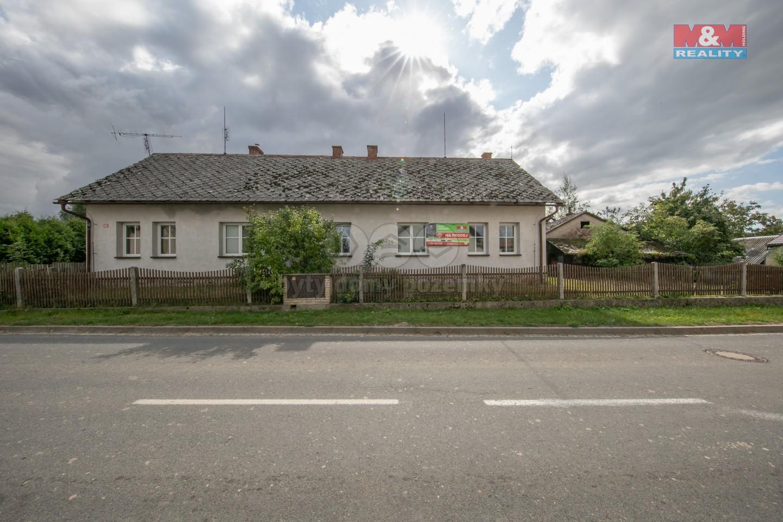 Prodej, rodinný dům, 1323 m2, Šumvald