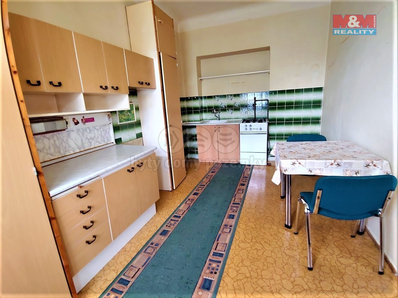 Prodej, byt 2+1, Brno, 48 m2, ul. Vídeňská