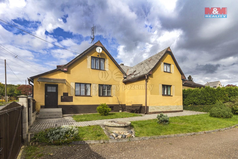 Prodej, rodinný dům, 814 m², Strašice