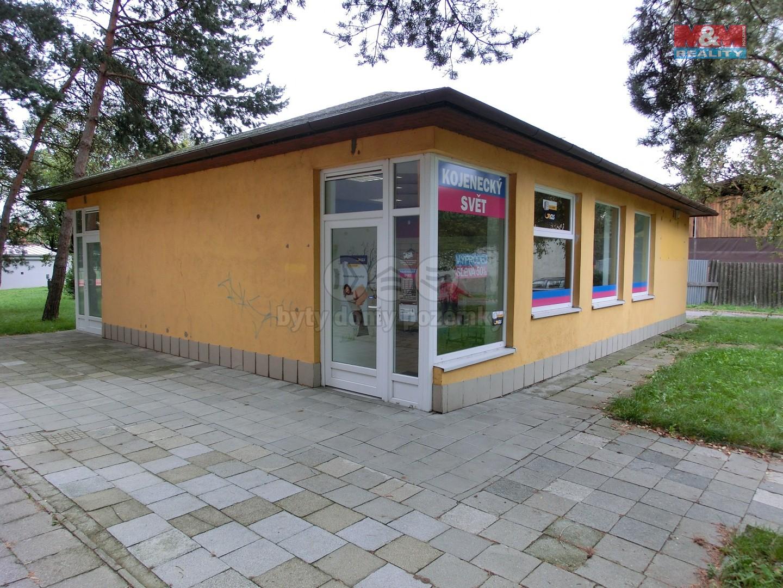 Prodej, obchod a služby, 133 m², Holešov, ul. Dukelská