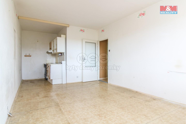 Prodej, byt 2+kk, 40 m2, Litoměřice, ul. Pokratická