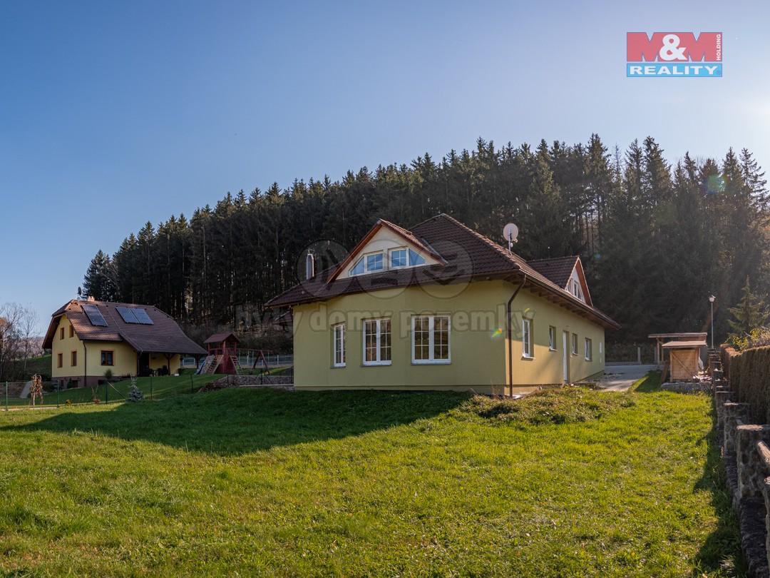 Prodej, rodinný dům 6+kk, Bystřička