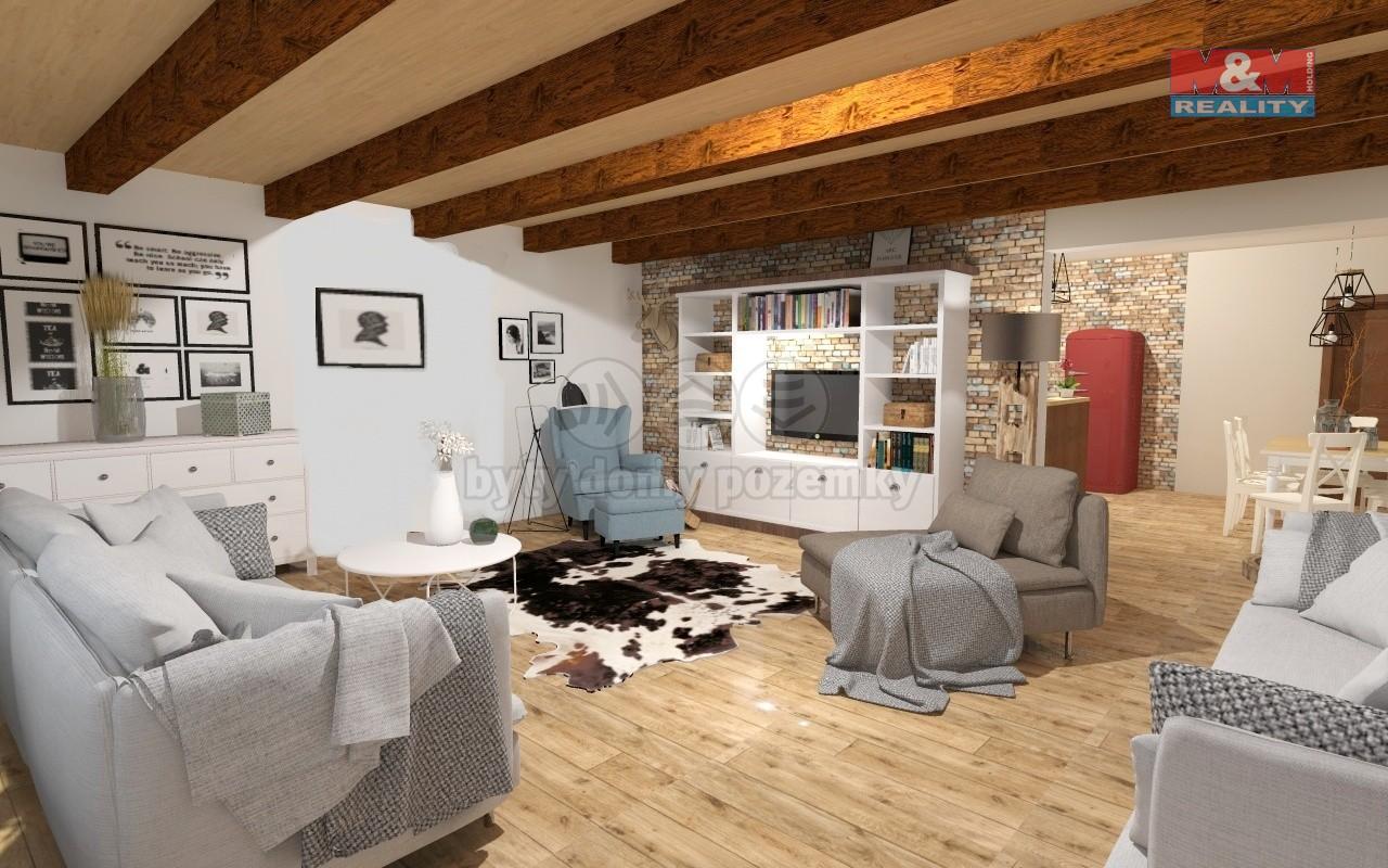 Prodej, byt 4+kk, 149 m2, Praha 7, Holešovice