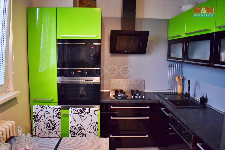 Pronájem, byt 1+1, 40 m², Český Těšín, ul. Hrabinská