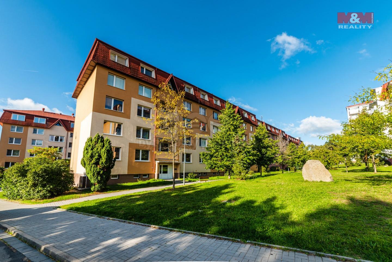 Prodej, byt 2+1, Třebíč, ul. I. Olbrachta