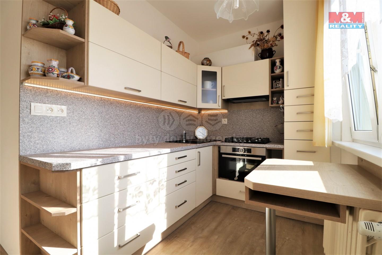 Prodej, byt 2+1, 53 m2, Bochov, ul. Mariánská