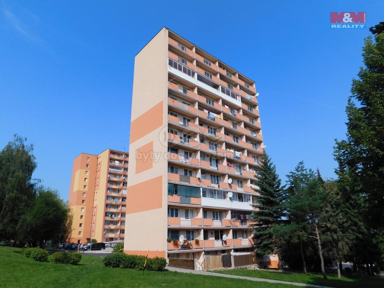 Prodej, byt 2+1, 49 m2, OV, Bílina, ul. Fügnerova