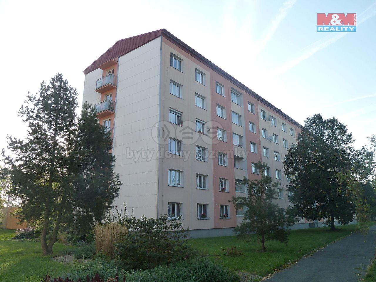Prodej, byt 3+1, 66 m2, Cheb, ul. Na Hradčanech