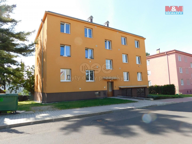 Pronájem, byt 2+1, 57 m2, OV, Chomutov, ul. Dostojevského