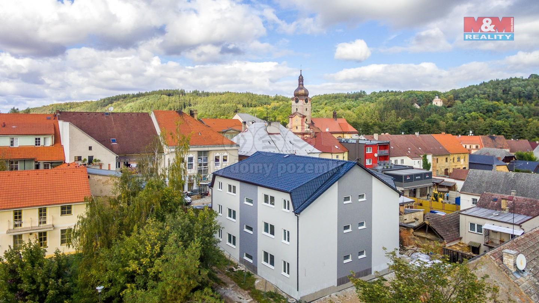 Prodej, nájemní dům, 805 m², Radnice
