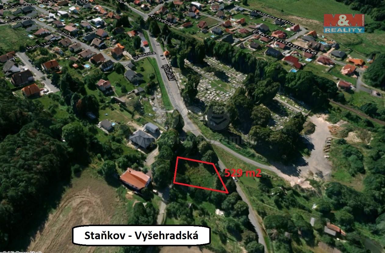 Prodej, zahrada, 529 m², Staňkov