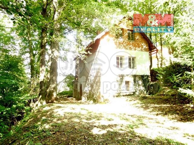 Prodej, rodinný dům 3+kk, 604 m2, Krouna