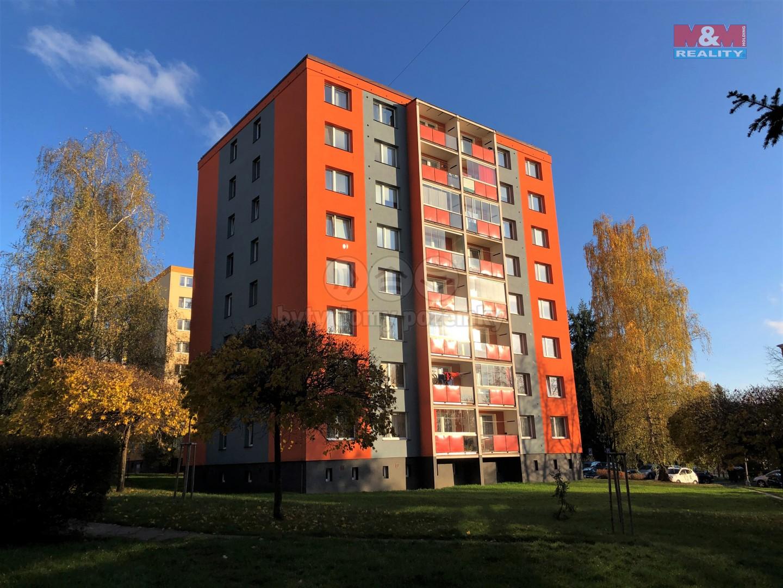 Prodej, byt 2+1, 53 m2, Rožnov pod Radhoštěm, ul. Oděská