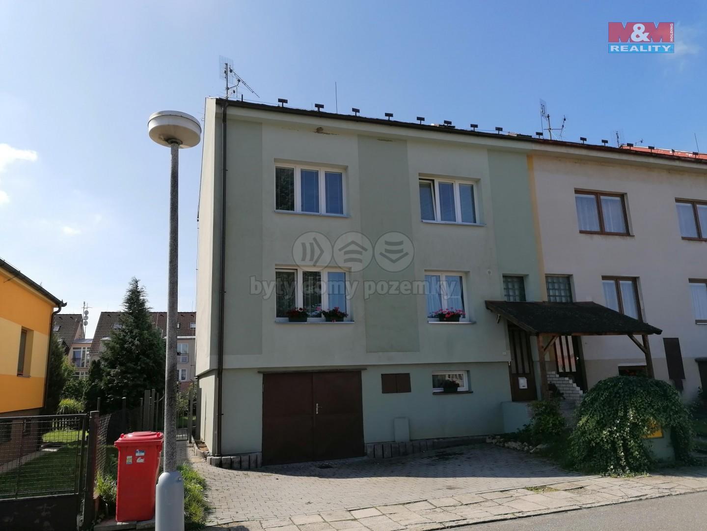 Prodej, rodinný dům 4+2, Lomnice nad Lužnicí, ul. B. Němcové