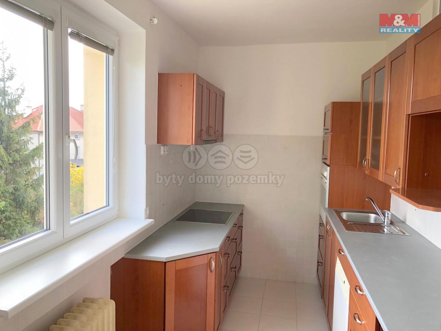 Pronájem, byt 3+kk, 64 m², Praha, ul. V zápolí