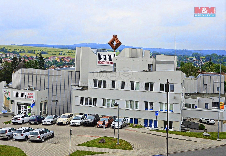 Pronájem, kancelářský prostor, 16 m², ul. Zámecká, Tachov