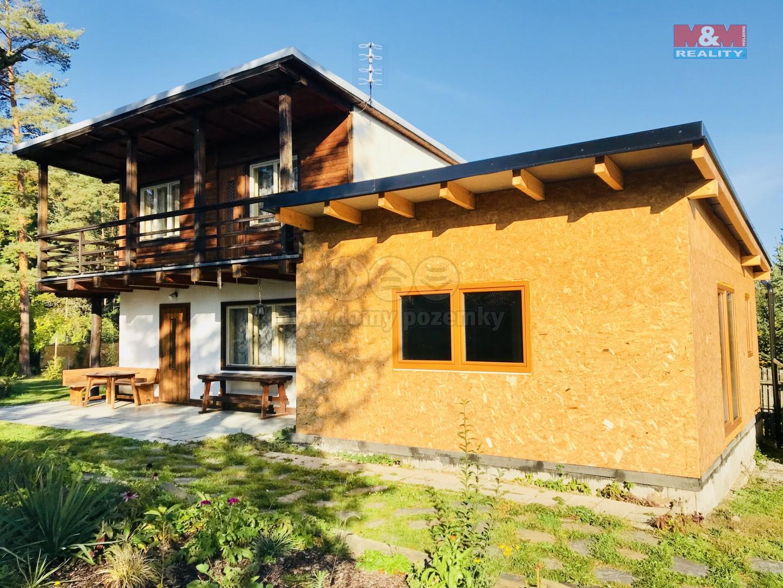 Prodej, chata 3+1, 105 m², Ptení