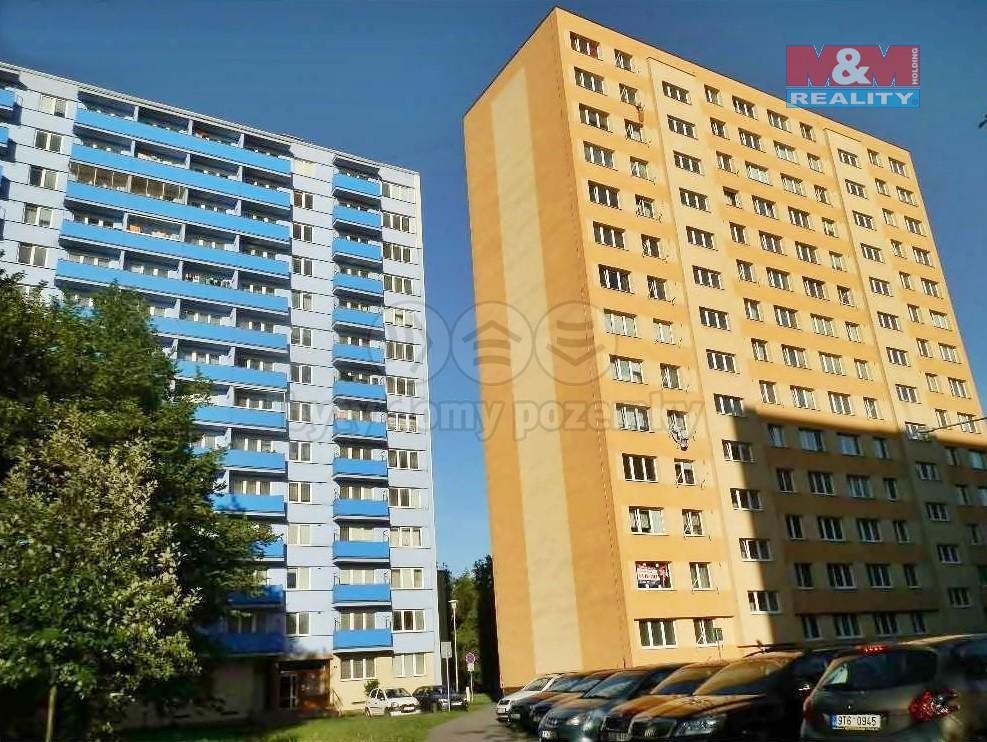 Prodej, byt 1+1, 30 m2, Ostrava - Hrabůvka, ul. Fr. Hajdy