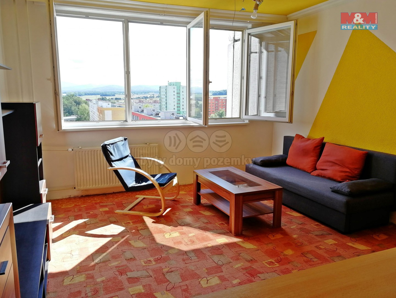 Pronájem, byt 1+kk, 32 m2, Ostrava - Dubina, ul. J. Maluchy