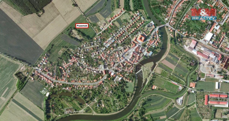 Prodej, pozemek k bydlení, 2081 m², Uherský Ostroh