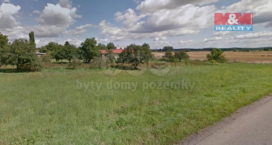 Prodej, stavební parcela, 1300m2, Kroměříž