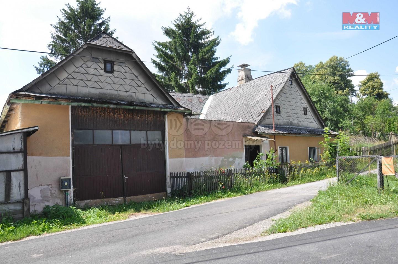 Prodej, pozemek k bydlení, 738 m2, Hradec nad Svitavou