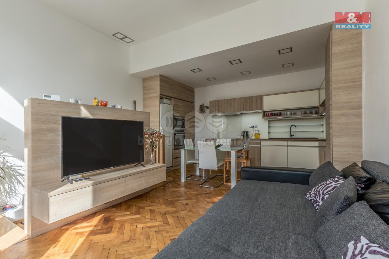 Prodej, byt 3+kk, Liberec, ul. Klostermannova