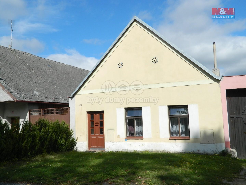 Prodej, historický objekt, Horní Cerekev, okres Pelhřimov