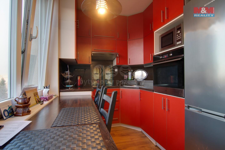 Prodej, byt 2+1, 56 m², Ostrava, ul. Opavská