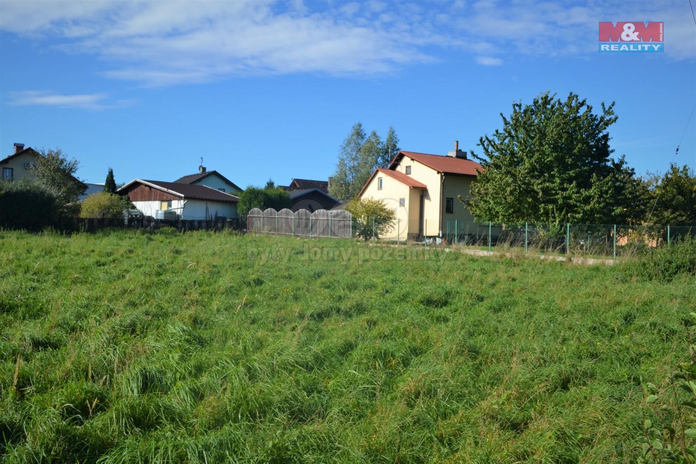 Prodej, stavební pozemek, 1422 m², Vratimov, ul. Na Zadkách