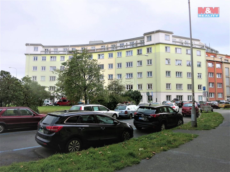 Prodej, byt 2+1, 77 m2, OV, Praha 3, Basilejské náměstí