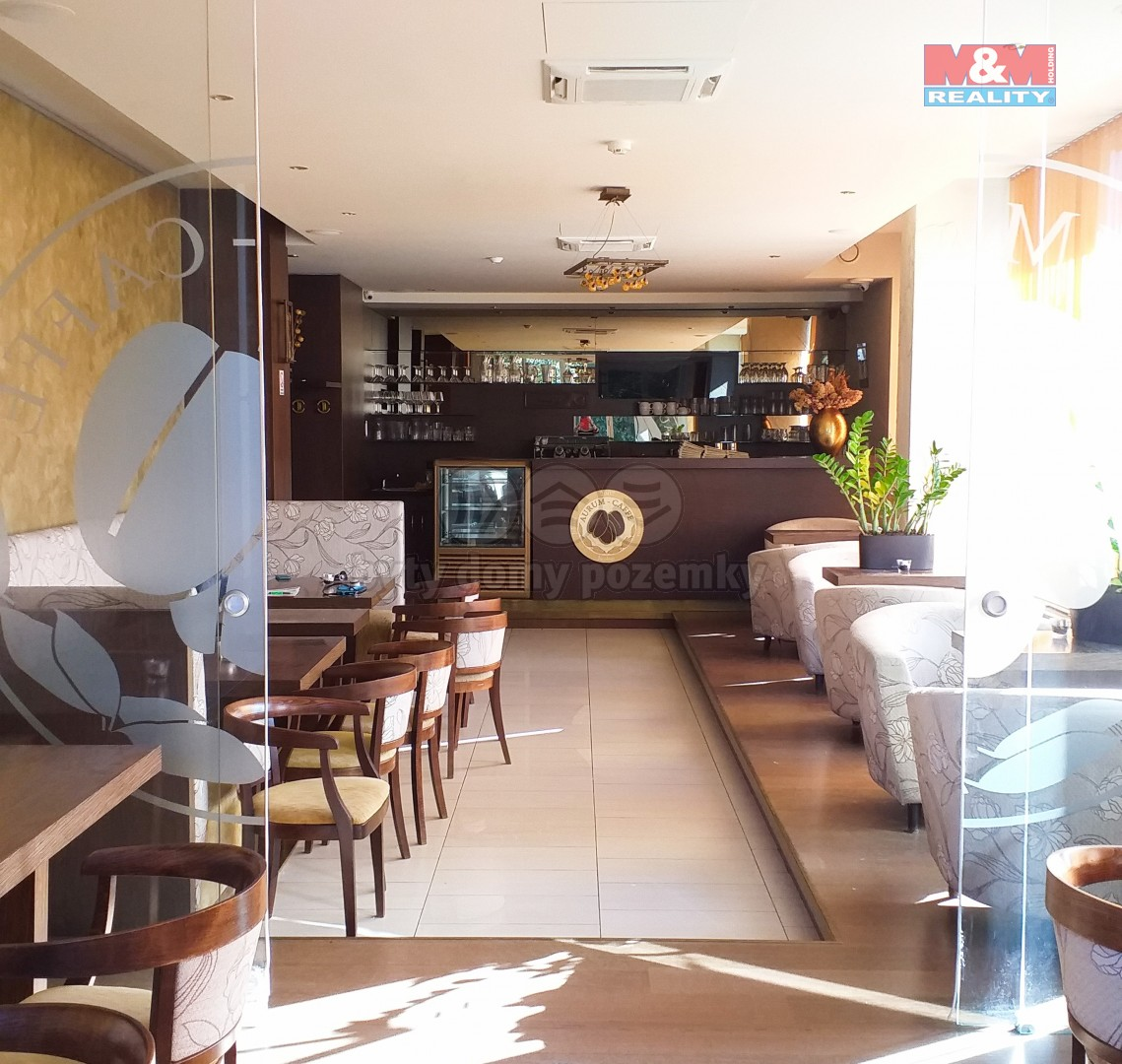 Pronájem, kavárna, Brno - Královo Pole