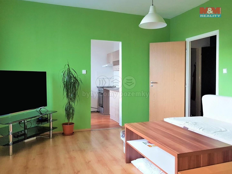 Prodej, byt 2+1, 45 m2, OV, Opava - Kateřinky