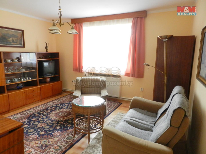Pronájem, byt 3+1, 90 m2, Ostrava - Bartovice, ul. Paškova