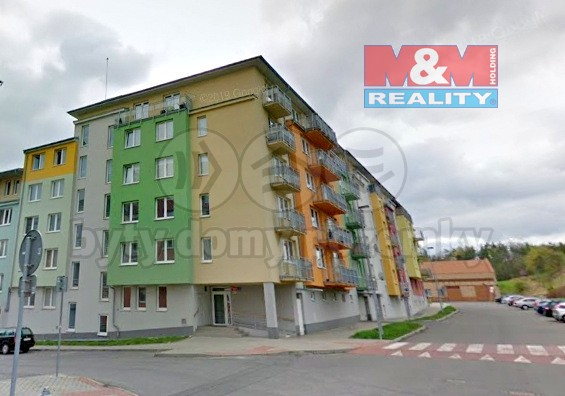 Prodej, garážové stání, 14 m², Praha, ul. Muškova