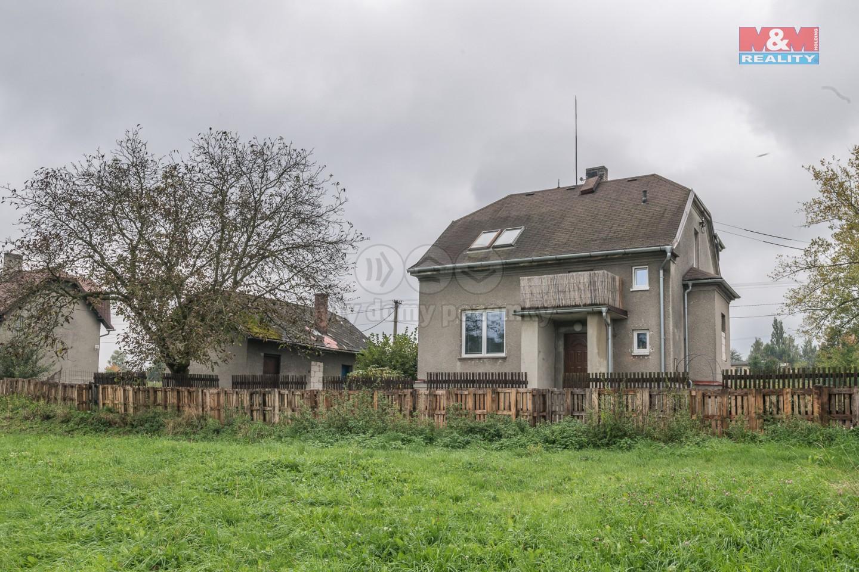 Prodej, rodinný dům, 3+1, Petřvald, ul. V Zimném dole