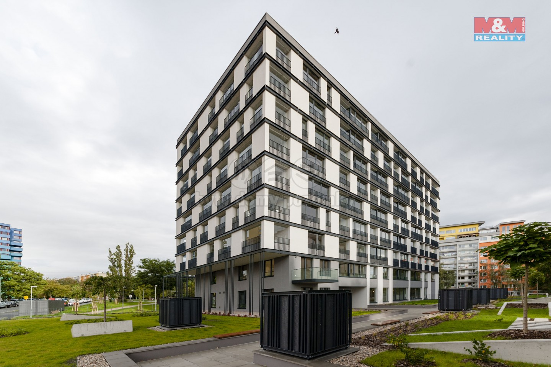 Prodej, byt 1+kk, 30 m², Praha, ul. Střížkovská