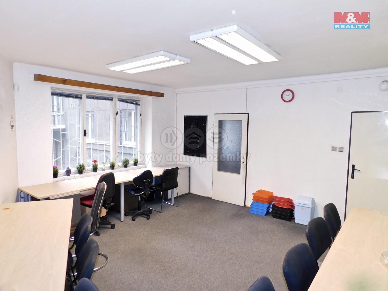 Pronájem, kancelářský prostor, 95 m², Praha 10 - Vršovice