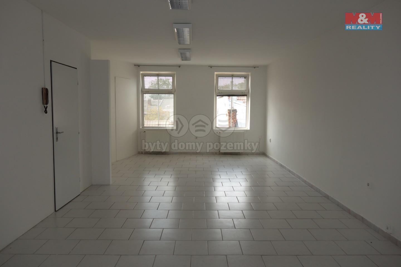 Pronájem, kancelář, 40 m2, Svitavy, náměstí Míru