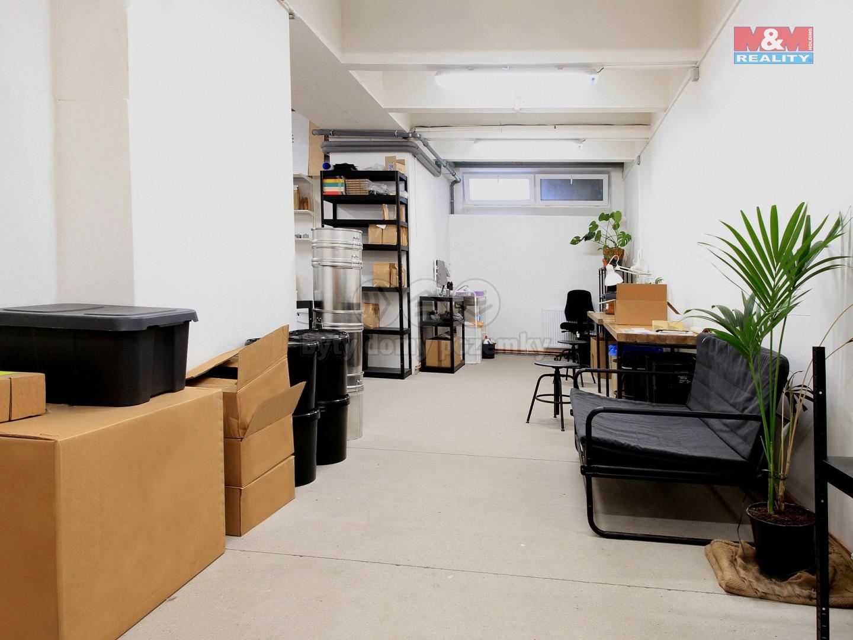 Pronájem, výrobní prostor, 173 m², Brno - Královo Pole