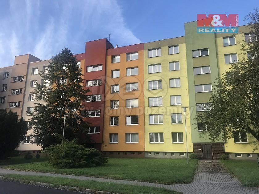 Prodej, byt 1+1, 38 m², Ostrava, ul. Aviatiků