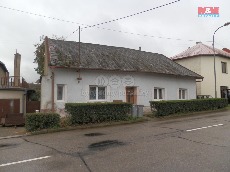 Prodej, rodinný dům 3+1, Kroměříž, Morkovice