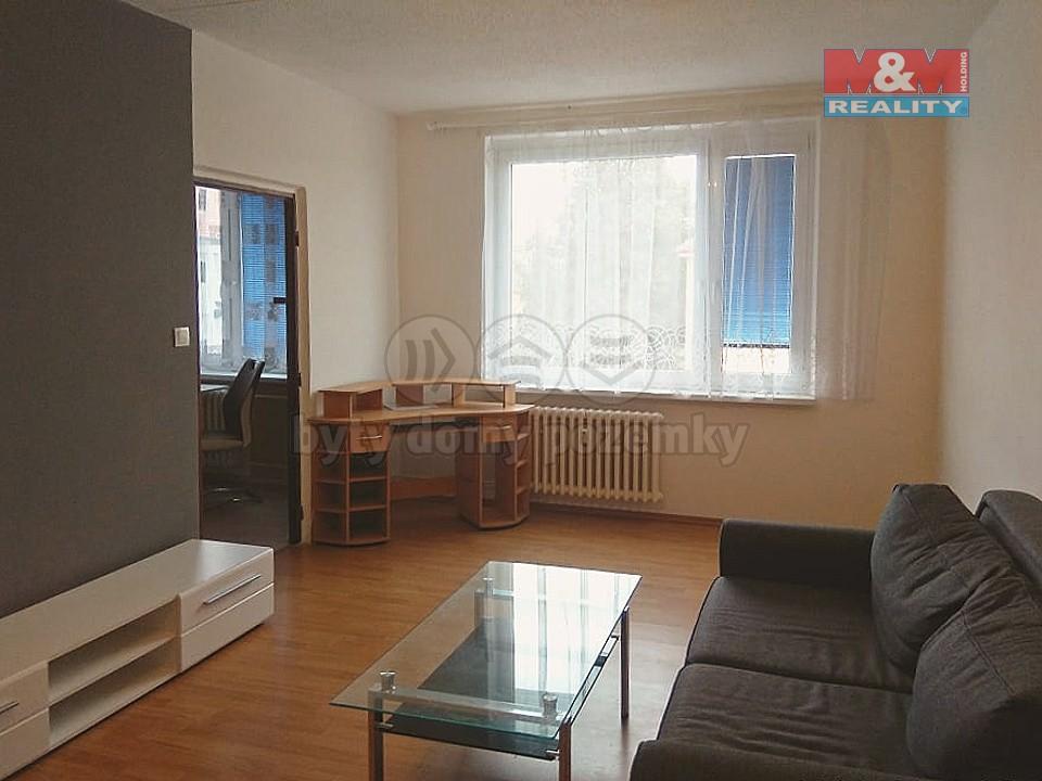 Pronájem, byt 3+1, 83 m2, OV, Moravský Krumlov