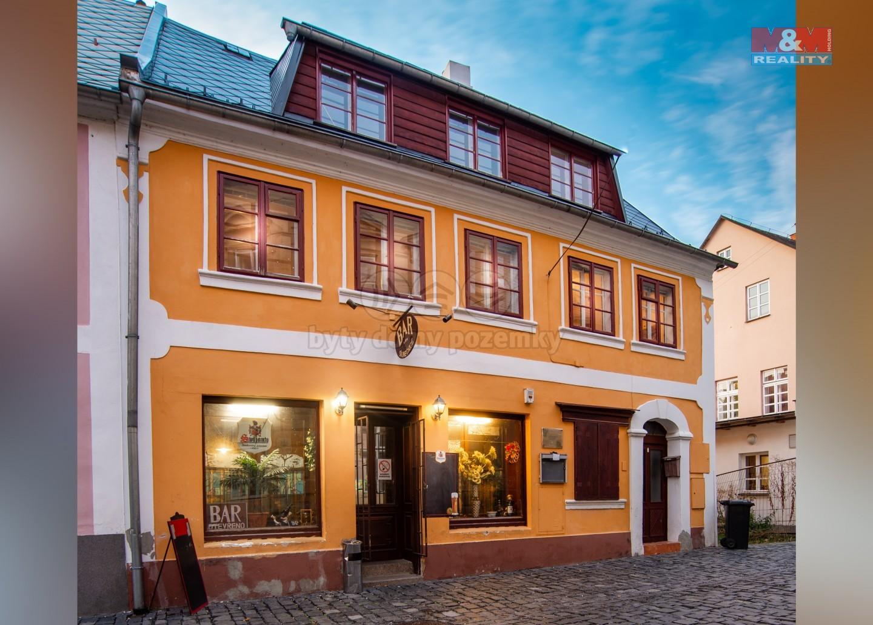 Prodej, Restaurace, 137 m2, Frýdlant, ul. Děkanská