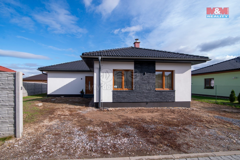 Prodej, rodinný dům 4+kk, 647 m2, Libišany
