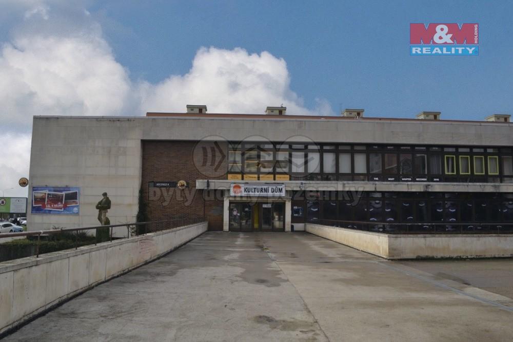 Pronájem, komerční prostory, 90 m2, Most, ul. Lipová