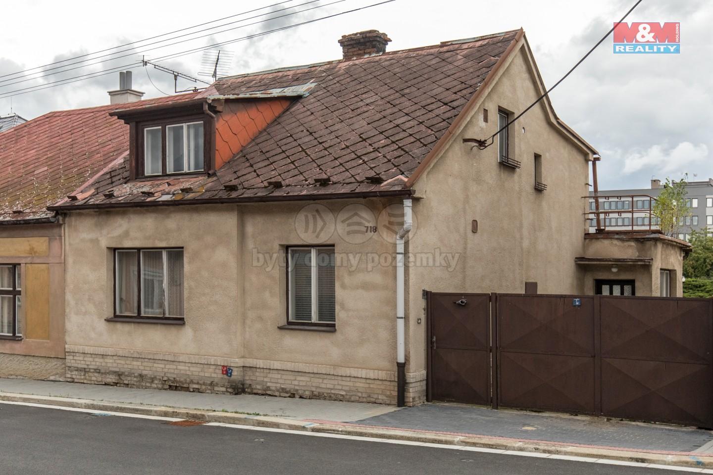 Prodej, rodinný dům, 665 m², Přelouč