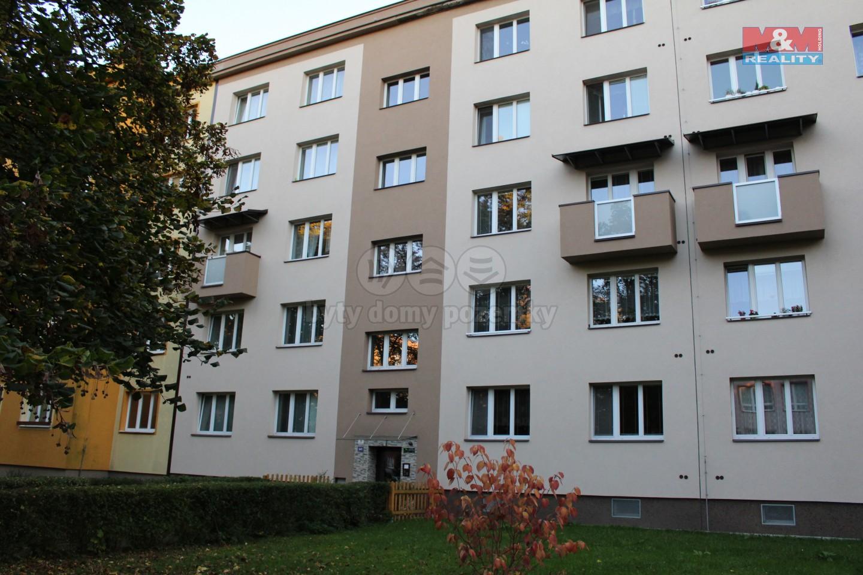 Prodej, byt 2+kk, 63 m2, Ostrava, ul. Čkalovova