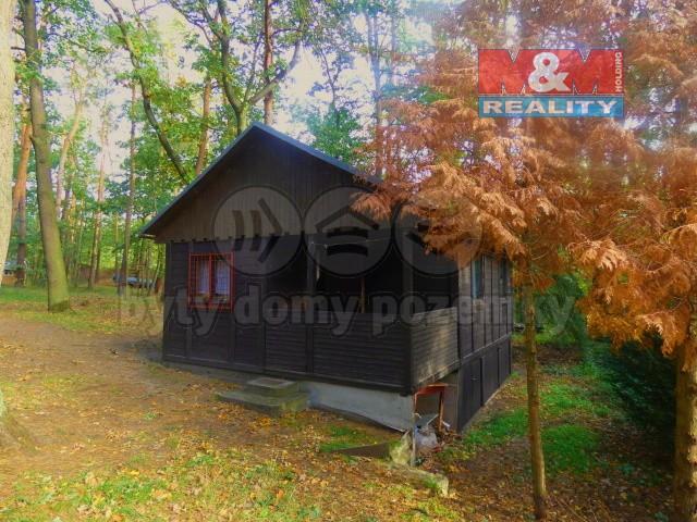 Prodej, chata, 35 m2, OV, Doksy u Máchova jezera